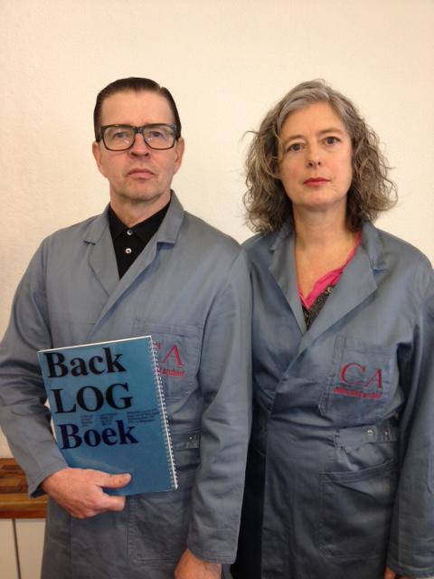 Collectief Archief: Michel van Adrichem en Nel Pak (14 maart 2013)
