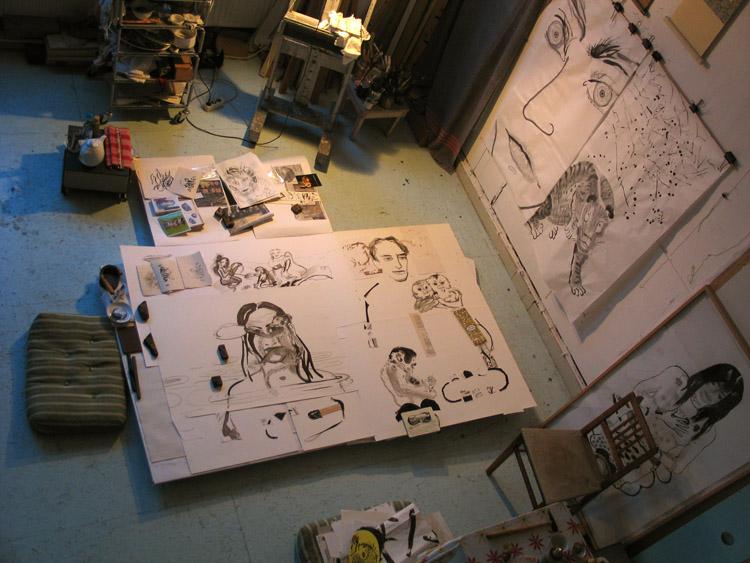 Atelier, 1 oktober 2010